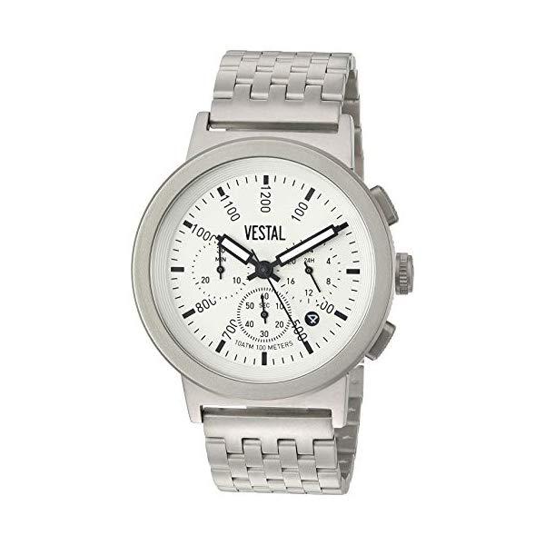 ベスタル 腕時計 VESTAL SLR44CM01.7SVM Vestal Dress Watch (Model: SLR44CM01.7SVM)