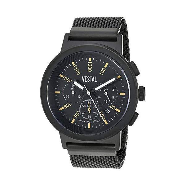 ベスタル 腕時計 VESTAL SLR44CM03.MBKM Vestal Dress Watch (Model: SLR44CM03.MBKM)
