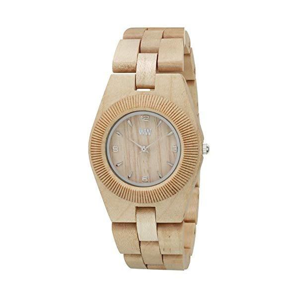 ウィーウッド 腕時計 WEWOOD ウッドウォッチ 木製腕時計 WeWOOD Odyssey (Beige) Watch