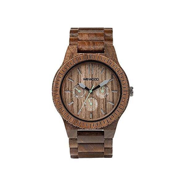 ウィーウッド 腕時計 WEWOOD ウッドウォッチ 木製腕時計 WW15005 WeWood Kappa Wood Watch