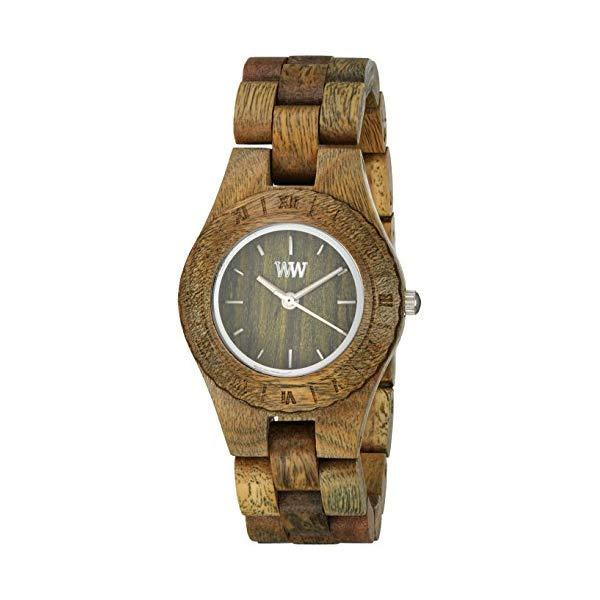 ウィーウッド 腕時計 WEWOOD ウッドウォッチ 木製腕時計 メンズ 男性用 WeWood Moon Watch