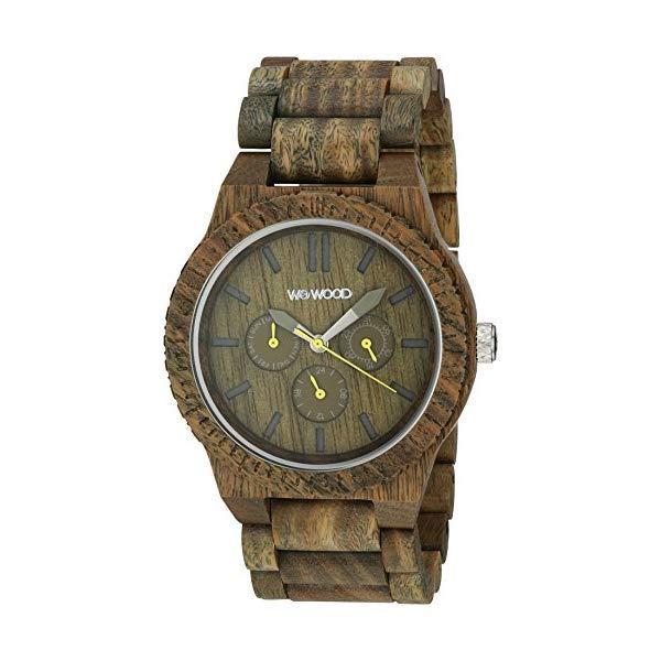 ウィーウッド 腕時計 WEWOOD ウッドウォッチ 木製腕時計 KAPPA-ARMY WeWood Men's Kappa Army Wooden Watch