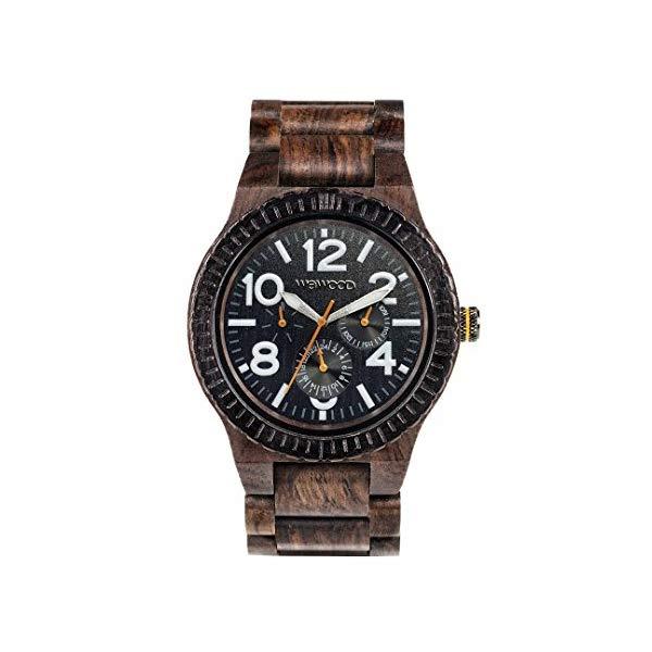 ウィーウッド 腕時計 WEWOOD ウッドウォッチ 木製腕時計 WW26005 Wewood Mens Analogue Quartz Watch with Wood Strap WW26005