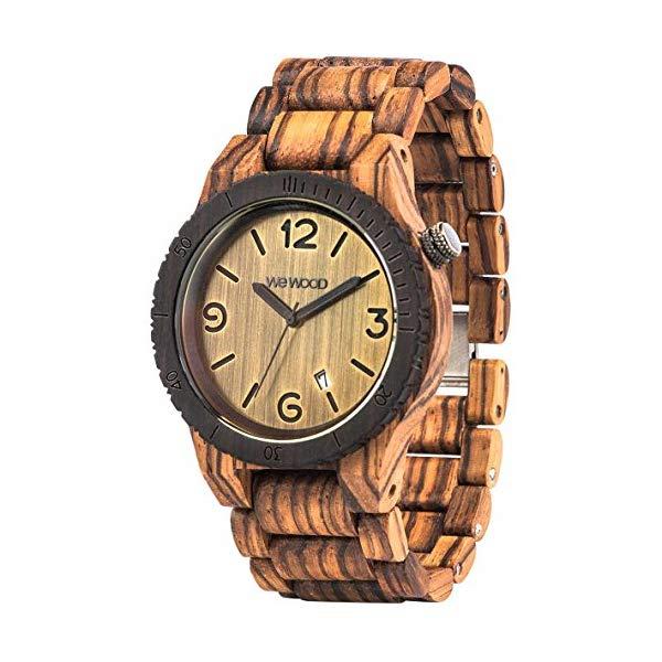 ウィーウッド 腕時計 WEWOOD ウッドウォッチ 木製腕時計 9818126 WeWood Alpha Wood Watch