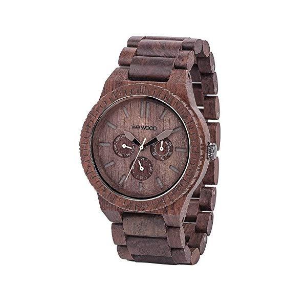 ウィーウッド 腕時計 WEWOOD ウッドウォッチ 木製腕時計 Wewood Kappa Mens