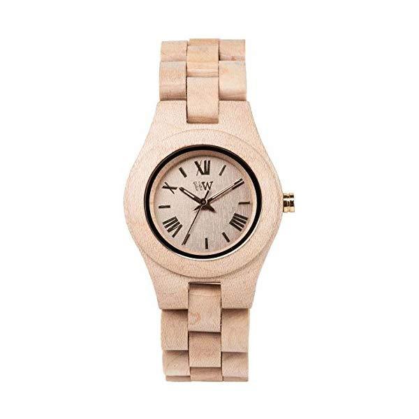 ウィーウッド 腕時計 WEWOOD ウッドウォッチ 木製腕時計 WW21001 WeWood Criss Wood Watch