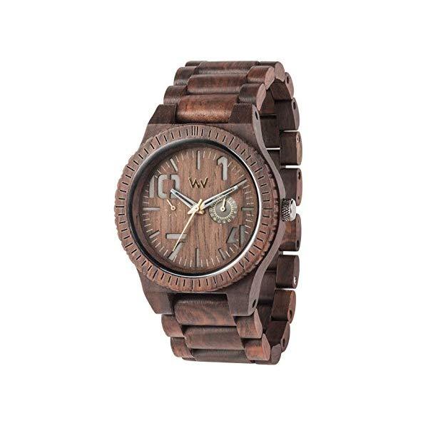 ウィーウッド 腕時計 WEWOOD ウッドウォッチ 木製腕時計 レディース 女性用 9818082 WeWood Oblivio Chocolate