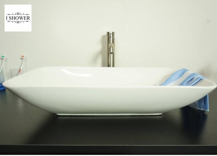 【洗面器 8272】お買得3点セット/洗面ボウル+排水栓+選べる排水トラップ(S床/P壁)