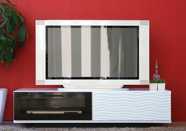 SULE120 シュール120 ローボード [シュール]|新生活・一人暮らしにピッタリな家具シリーズ 収納たっぷりなテレビ台 42V AVボード AV収納