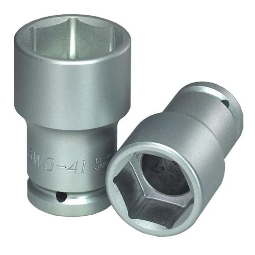 FPC 6WG-S スーパー スリム ソケット セット 差込角 19.0mm 4pc