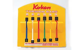 Ko-ken KP14101/6S 薄肉 トーションバースタンドセット 6pcs. コーケン / 山下工研