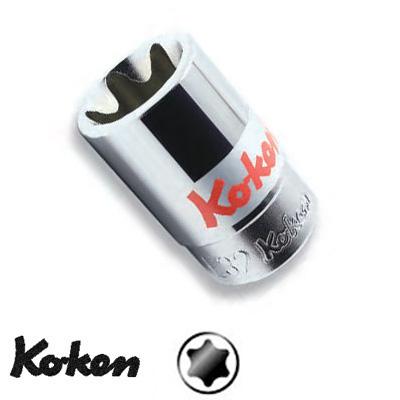 """Ko-ken 6425-E28 3/4""""(19mm)sq. 扭矩插口E28 KO-KEN Koken/山下工研究室"""