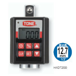 TONE H4DT200 ハンディデジトルク 12.7(1/2