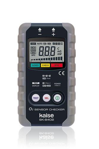 KAISE カイセ O2センサーチェッカー SK-8402 (O2センサーの劣化状態をバーグラフで診断表示)