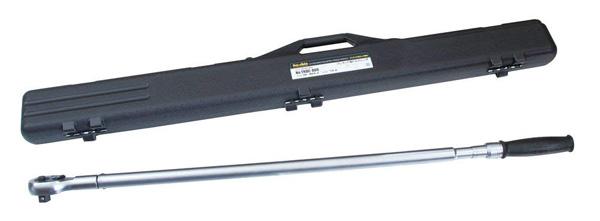 Pro-Auto TRDC-1000 25.4mm トルクレンチ (プリセット型) 逆ネジも対応 200~1000Nm プロオート SEK SUEKAGE スエカゲツール