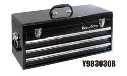 本格派 3段!豊富な収納力 (L=555) Pro-Auto Y983030B 3段 SUEKAGE Y983030B ツールボックス (黒) ベアリング式 (Y303シリーズ)プロオート SEK SUEKAGE スエカゲツール, なかのふぁくとりー:4091aaeb --- m.vacuvin.hu