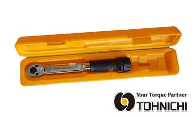 東日 QL50NZ ラチェット付プリセット形 トルクレンチ 10-50N.m (純正収納ケース付セット) TOHNICHI / 東日製作所
