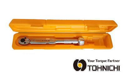 東日 QL50N-MHZ ラチェット付プリセット形 トルクレンチ 10~50N.m (純正収納ケース付セット) TOHNICHI / 東日製作所