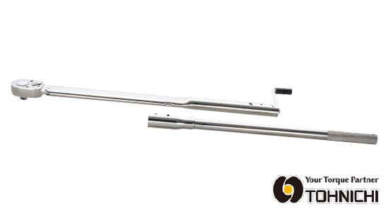 東日 QLE1400N2 QLE ラチェット付プリセット形 トルクレンチ 300-1400N.m TOHNICHI / 東日製作所