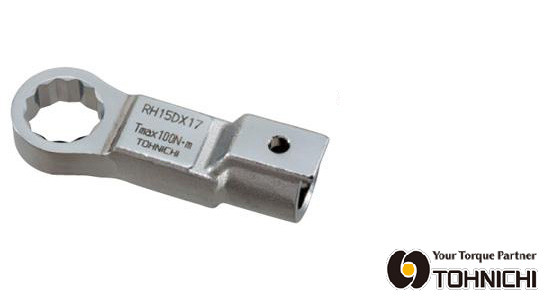 専門店では RH型 TOHNICHI / ヘッド トルクレンチ 交換 (メガネヘッド) 東日製作所:工具のお店i-TOOLS(アイツール) 東日 RH32DX60 60mm リングヘッド-DIY・工具