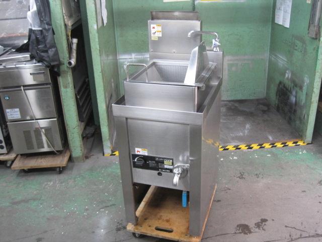 2013年製 【中古】【富士工業所】 ゆで麺機 FS-450(R)  自社6ヶ月保証