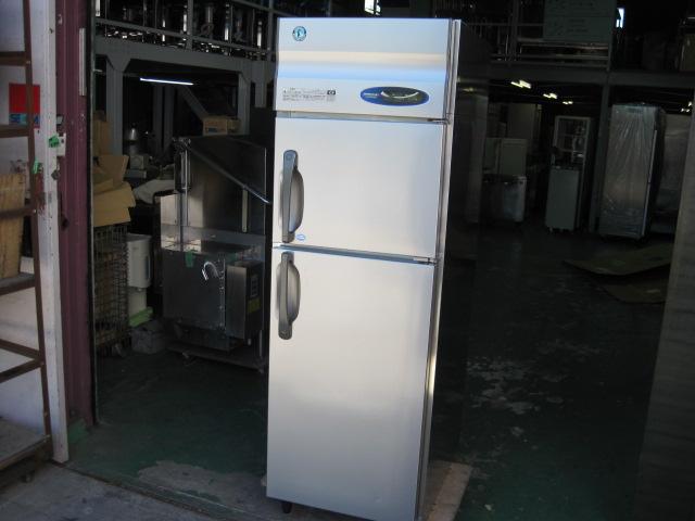 2015年製【ホシザキ】【業務用】【中古】 冷凍冷蔵庫 HRF-63Z◎ 単相100V自社6ヶ月保証