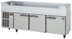 【ホシザキ】 【業務用】【新品】舟形シンク付コールドテーブル(冷蔵)RW-180SNC単相100V1年保証付き!