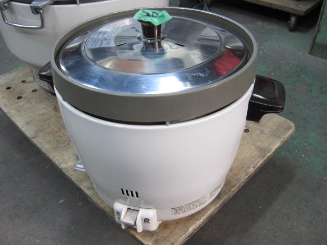 2016年製【リンナイ】【業務用】【中古】 炊飯器 RR-20SF2 都市ガス自社6ヶ月保証