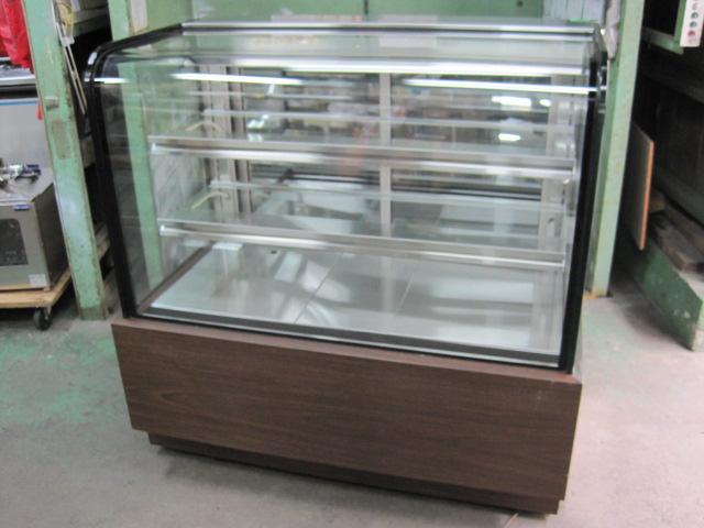 2013年製【フクシマ】【業務用】【中古】 対面式冷蔵ショーケース 単相100V/三相200V ※50Hz専用自社6ヶ月保証