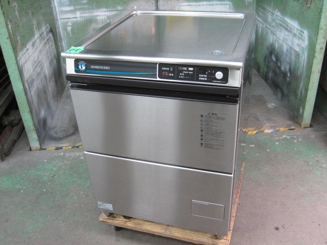 2017年製【ホシザキ】【業務用】【中古】 食器洗浄機 JWE-400TUB3◎ 三相200V自社6ヶ月保証