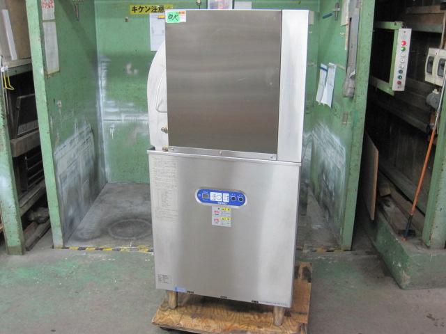 2018年製【タニコー】【業務用】【中古】 ガス式ブースター内蔵食器洗浄機 TDWG-4DB3L◎ 都市ガス/三相200V ※50Hz専用自社6ヶ月保証