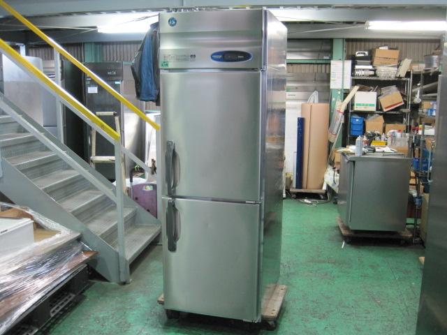 2015年製【ホシザキ】【業務用】【中古】 冷凍庫 HF-63Z3◎ 三相200V自社6ヶ月保証