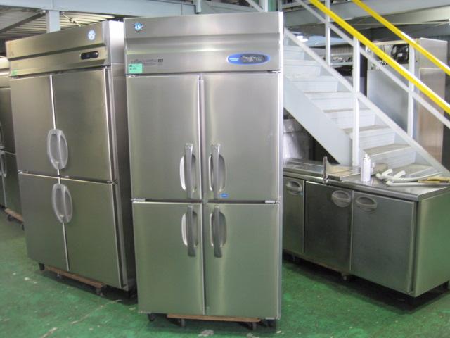 2015年製【ホシザキ】【業務用】【中古】 冷凍冷蔵庫 HRF-90ZT3◎ 三相200V自社6ヶ月保証