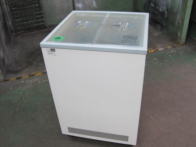 2018年製【サンデン】【業務用】【中古】 冷水ショーケース SB-18X-C 単相100V自社6ヶ月保証