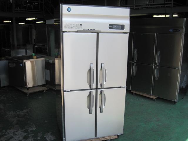 2019年製【ホシザキ】【業務用】【未使用新古品】 冷凍庫 HF-90A3-ML◎ 三相200V自社1年保証