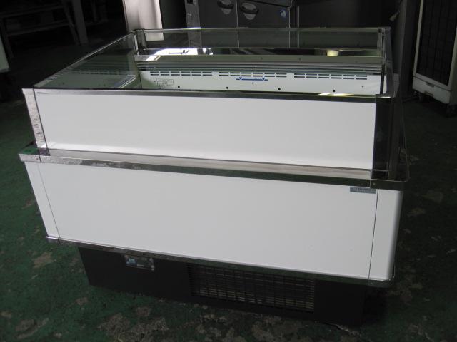 2018年製【ダイワ】【業務用】【中古】 平型冷凍ショーケース ROP-401FCB-EC* 単相100V自社6ヶ月保証