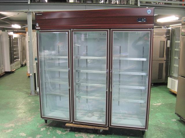 2014年製【ダイワ】【業務用】【中古】 リーチイン冷蔵ショーケース 613YKP-EC◎ 三相200V自社6ヶ月保証