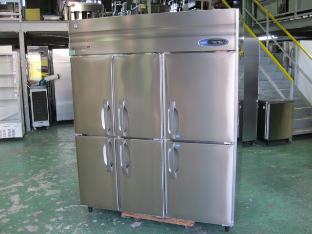 2016年製【ホシザキ】【業務用】【中古】 冷凍冷蔵庫 HRF-150ZF3-6D◎ 三相200V自社6ヶ月保証