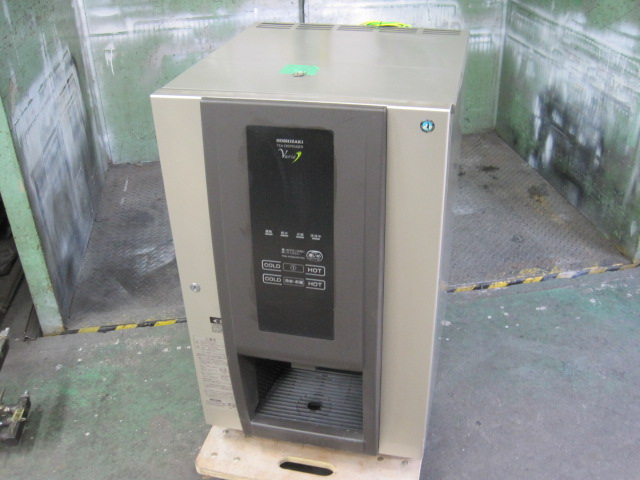2011年製【ホシザキ】【業務用】【中古】 ティーディスペンサー PTE-250HWA-BR◎ 単相100V自社6ヶ月保証