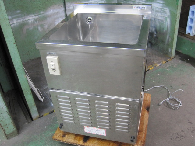 2014年製【富士工業所】【業務用】【中古】 水冷式冷水器 FS-6060F◎ 単相100V自社6ヶ月保証