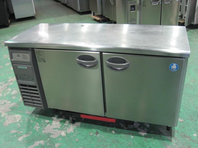 2017年製【北沢産業】【業務用】【中古】 冷蔵コールドテーブル KYRC-150RM2**** 三相200V自社6ヶ月保証