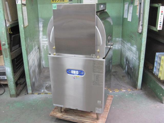 2017年製【タニコー】【業務用】【中古】 食器洗浄機 TDWE-4DW3R◎ 三相200V自社6ヶ月保証