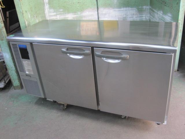 2017年製【ホシザキ】【業務用】【中古】 冷蔵コールドテーブル RT-150MNF 単相100V自社6ヶ月保証