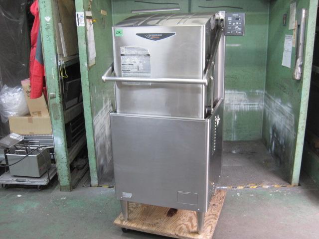 2014年製【ホシザキ】【業務用】【中古】 食器洗浄機 JWE-680UA◎ 三相200V ※50Hz専用自社6ヶ月保証