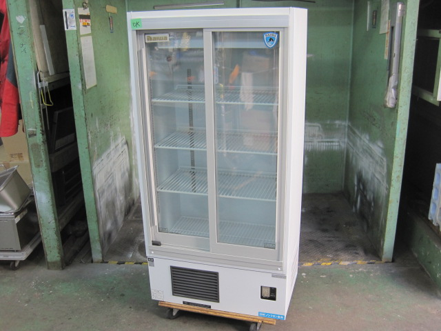 2017年製【ダイワ】【業務用】【中古】 冷蔵ショーケース 221LAU-15 単相100V自社6ヶ月保証