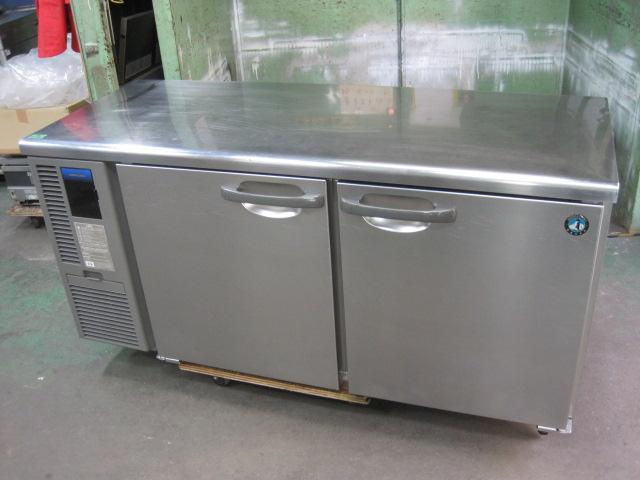 2018年製【ホシザキ】【業務用】【中古】 冷凍冷蔵コールドテーブル RFT-150MNF 単相100V自社6ヶ月保証