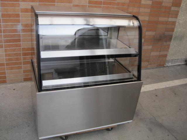 2012年製【メーカー不明】【業務用】【中古】 冷蔵ショーケース 三相200V自社6ヶ月保証