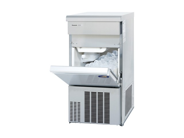 限定商品!早い者勝ち【パナソニック】【業務用】【新品】 製氷機 25kg SIM-AS2500(旧SIM-S2500B) メーカー1年保証