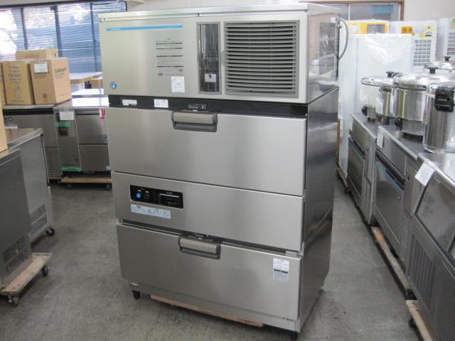 2019年製【ホシザキ】【業務用】【中古】 製氷機 IM-230DM-1-STCR* 三相200V自社6ヶ月保証