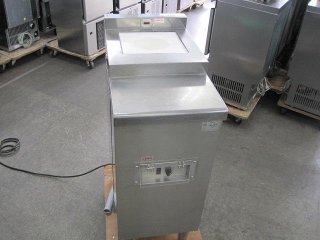 2011年製【三栄コーポレーション】【業務用】【中古】 麺水切り機 SNS-35 単相100V自社6ヶ月保証